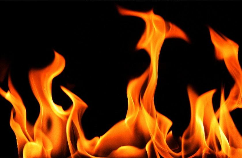 Pranayama, fire