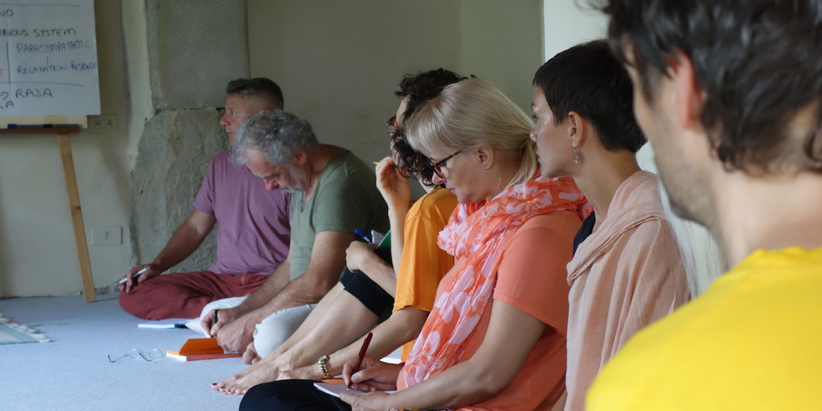 Yoga for Stress and Trauma <br/> 31 August- <br/> 2 September