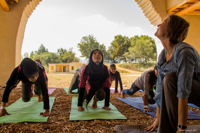 tools for inner peace yoga in lebanon